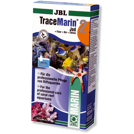 TraceMarin 2 - 500 ml - 7.0 00 l - (Integr. di Iodio)