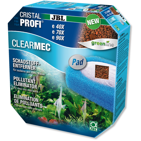 ClearMec plus Pad per CP e7 00/e900