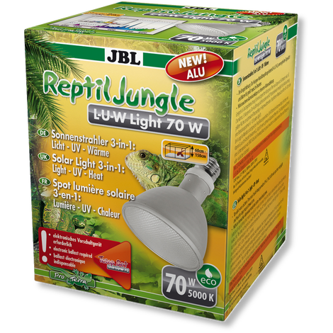 ReptilJungle L-U-W Light 70 W