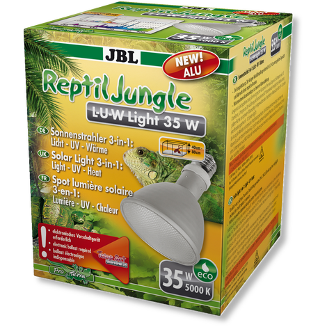 ReptilJungle L-U-W Light 35 W