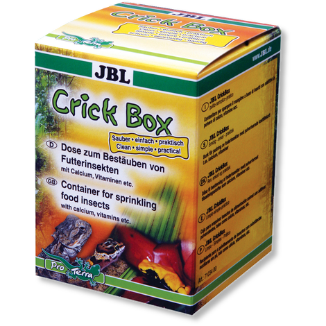 CrickBox - (Scatoletta spol verizzante)