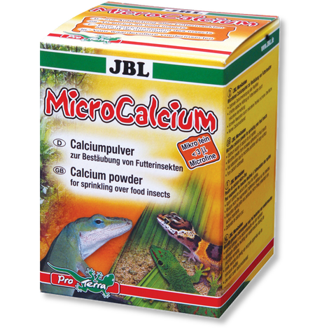 MicroCalcium 100 g - (Polve re di calcio)