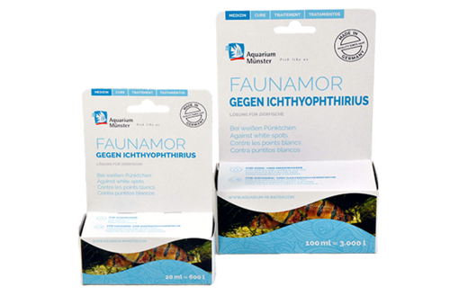 FAUNAMOR 20ML - 600LT. AQUARIUM MUNSTER
